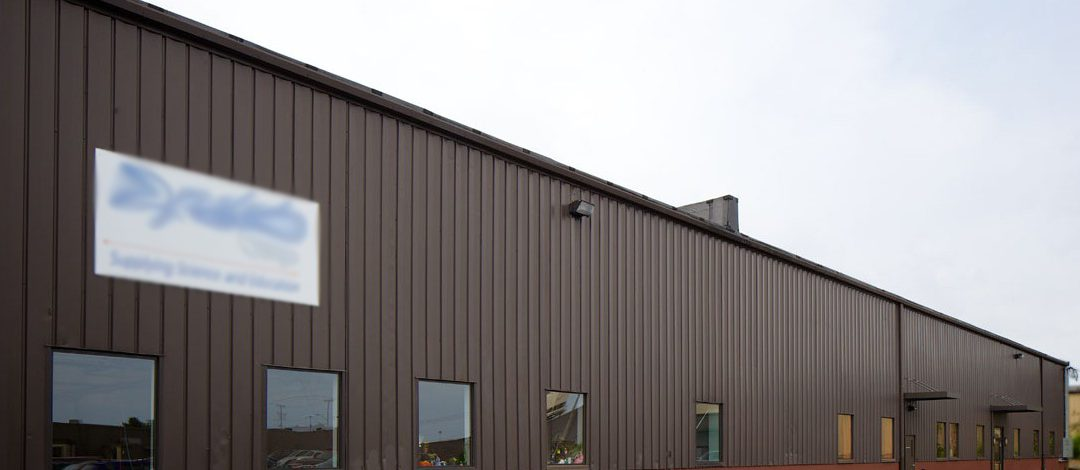 Warehouse, Production, and Office Space